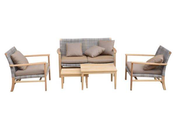 Prague Sofa Set