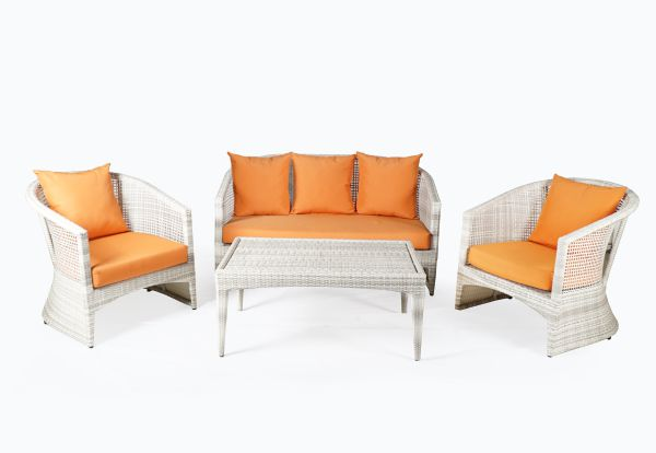 Santoriny Sofa Set